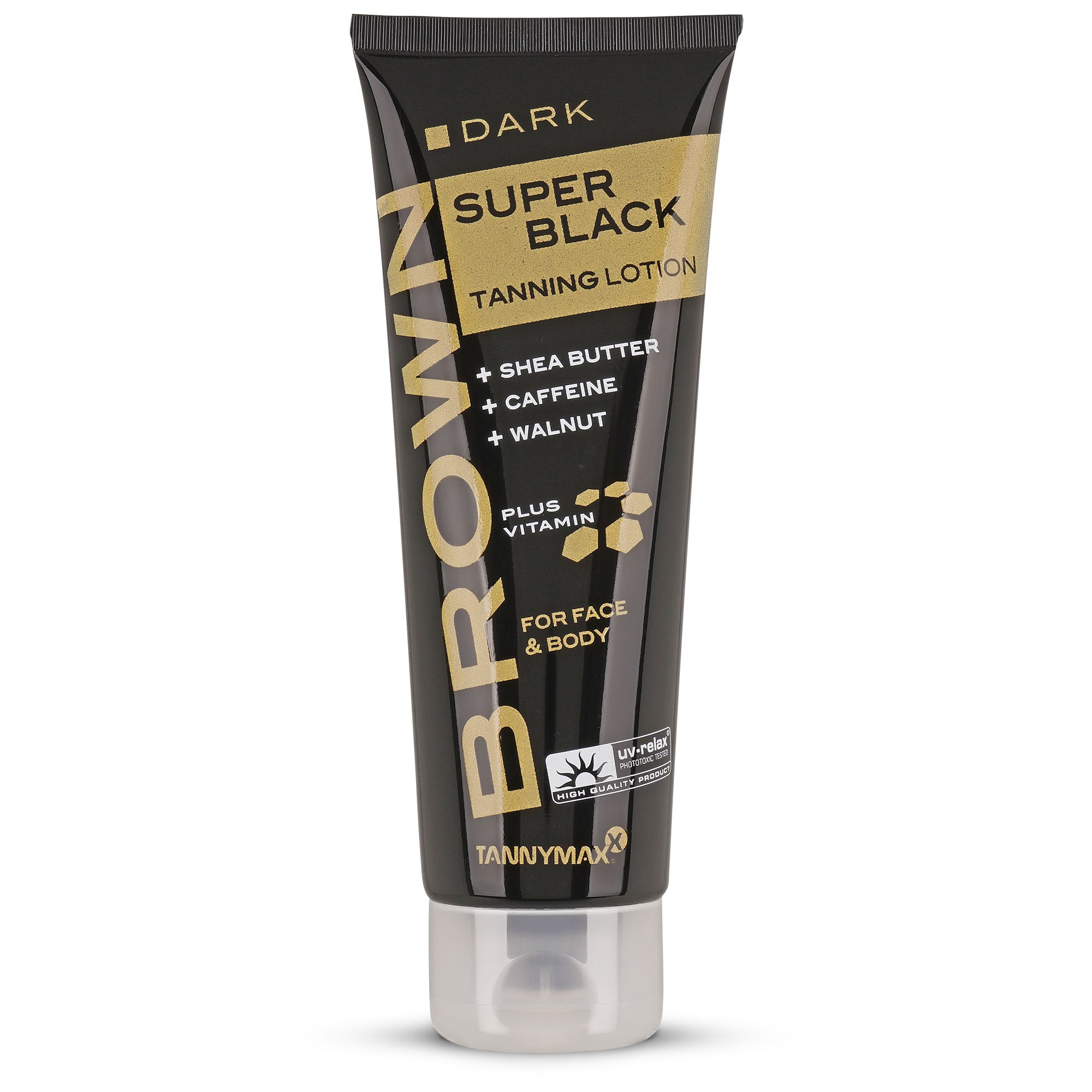 Super Black Tanning Lotion