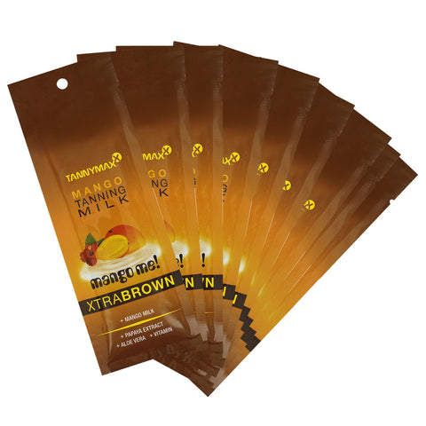 Xtra Brown Mango Sachet Set