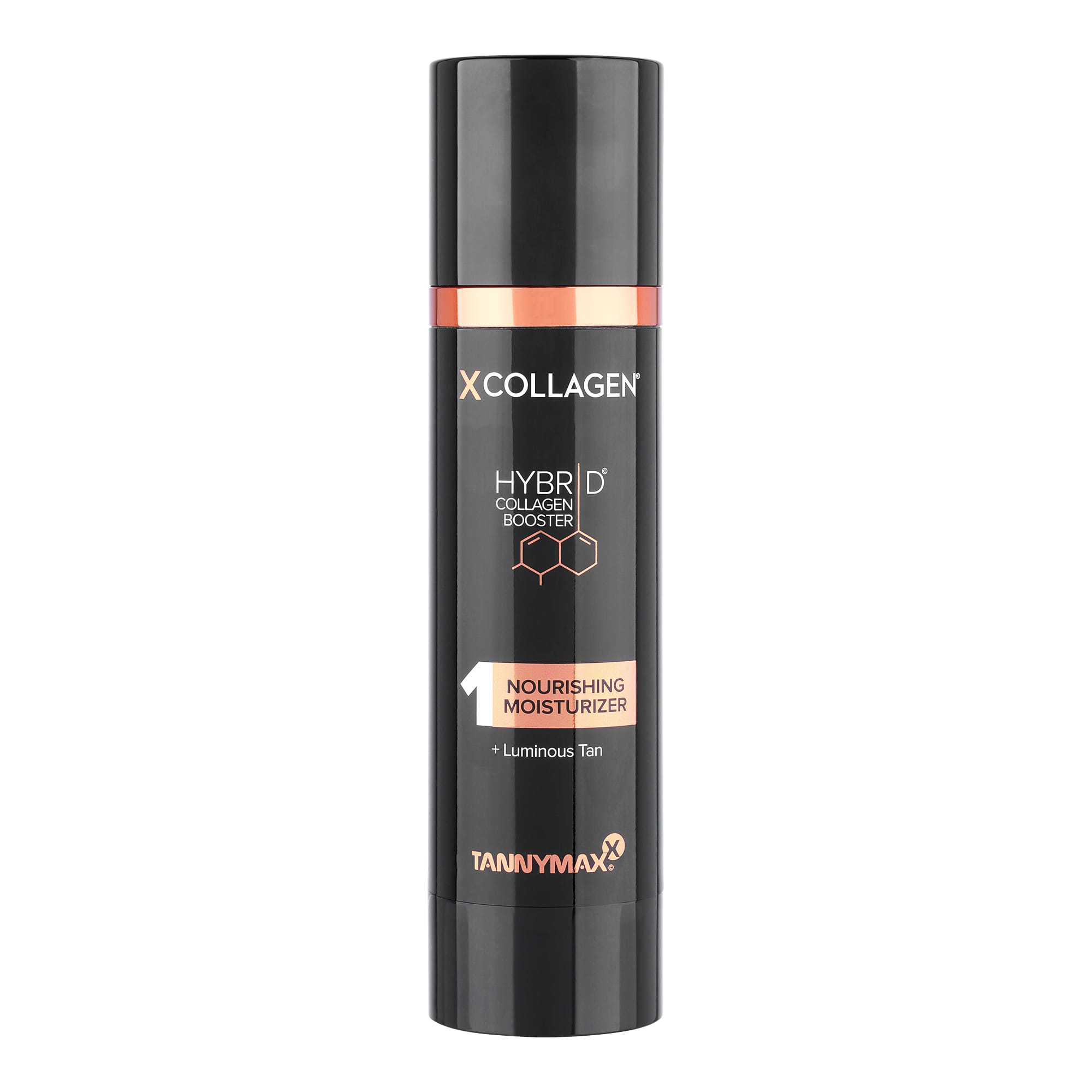 XCollagen 1 Nourishing Moisturizer + Luminous Tan