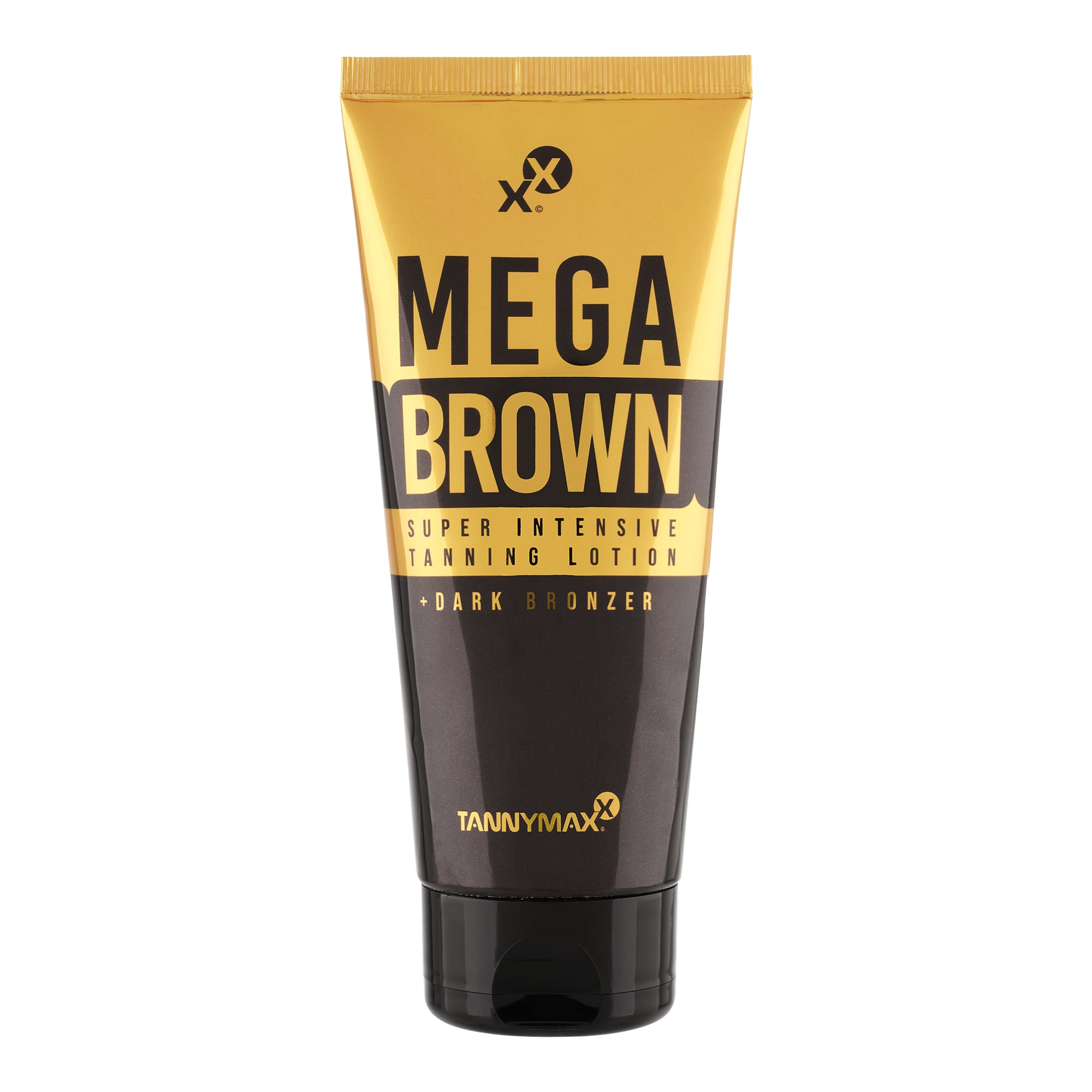 MegaBrown Super Intensive Tanning Lotion + Dark Bronzer
