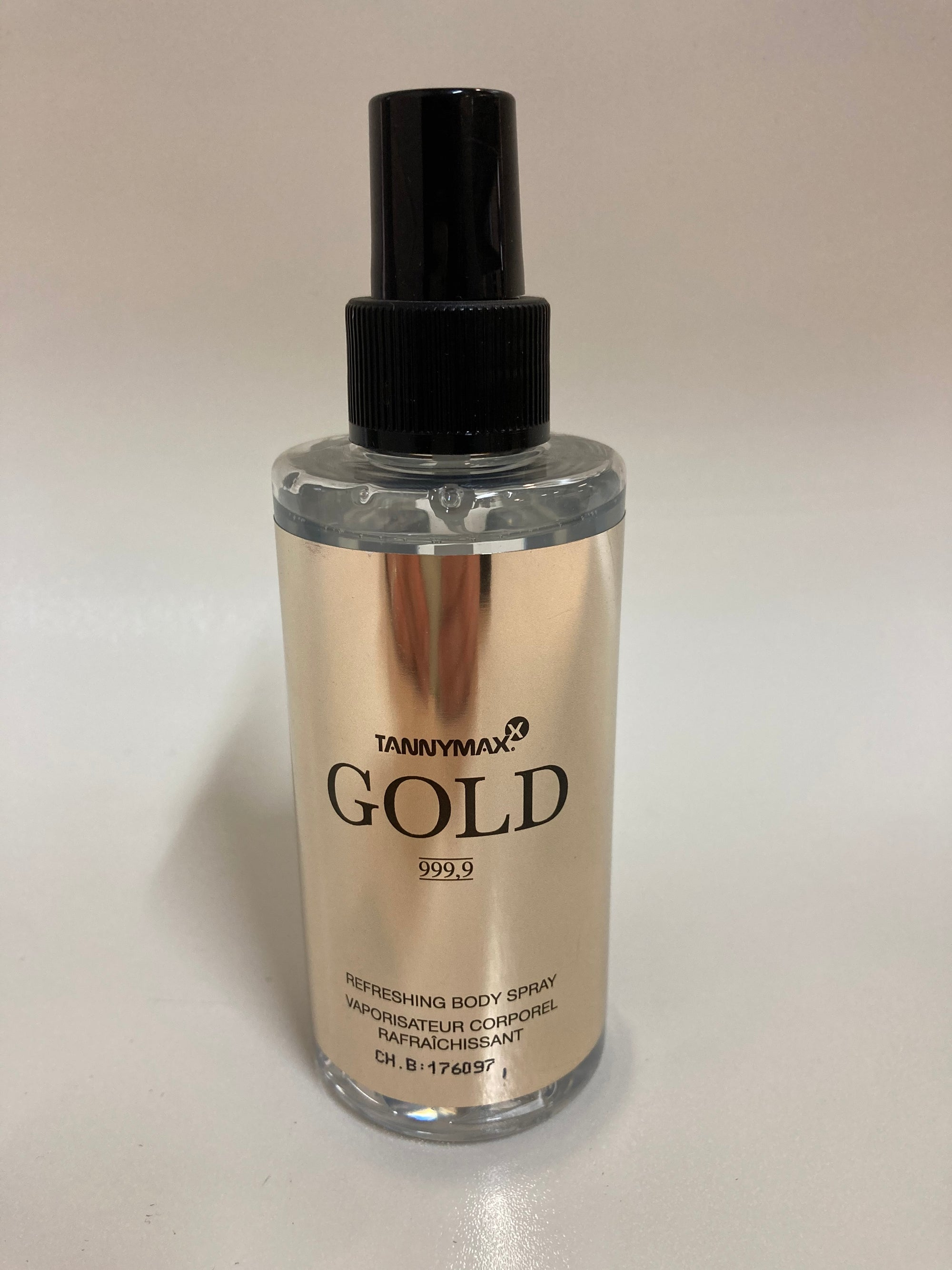 Bodyspray Gold 999,9