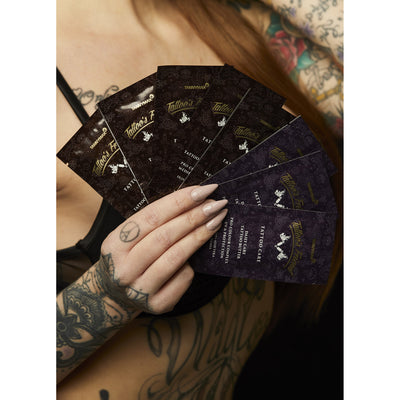 Tattoo Sachets Sample Pack