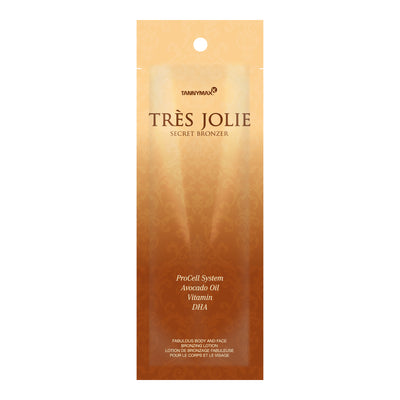 Très Jolie Secret Bronzer Sachet Set