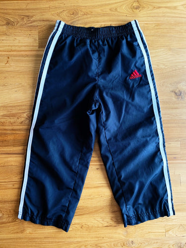 Adidas 3-Stripes Nylon Training Pants | 3y