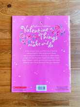 Load image into Gallery viewer, Valentine Things To Make And Do (Usborne Activities) by Rebecca Gilpin