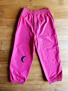 Calikids Waterproof Splash Pant (Raspberry) | 6y *REPAIRED*