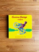 Load image into Gallery viewer, Curious George Rides by Margret Rey & H.A. Rey