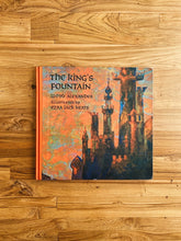 Load image into Gallery viewer, Vintage 1971 The King's Fountain by Lloyd Alexander & Ezra Jack Keats | *First Edition, 1971*