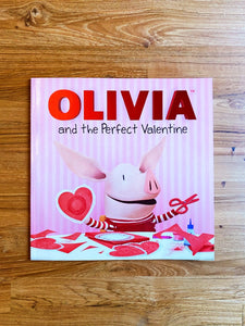 Olivia And The Perfect Valentine by Natalie Shaw & Shane L. Johnson