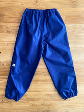 Load image into Gallery viewer, MEC Heritage Rain Pants- Children (Blue) | 6y *NEW!*
