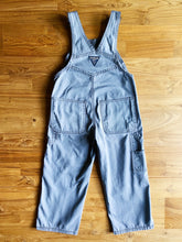 Load image into Gallery viewer, OshKosh Grey Khaki Overalls | 4y