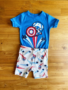 Gap Marvel Captain America PJ Set | 5y *NEW!*