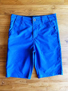 Volcom Big Boys Frickin Surf N' Turf Static Hybrid Shorts - Blue Rinse | 12y