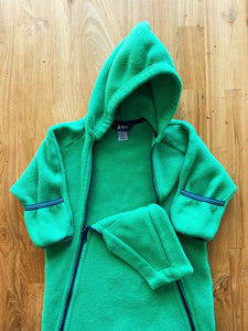 MEC Ursus Bunting Suit- Infants (Green) | 6m