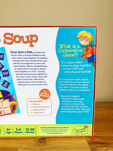Stone Soup Cooperative Board Game