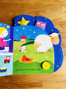 Twinkle, Twinkle Little Star: Sing-Along Melody