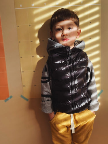 Z & J Down Vest With Removable Hood | 5y