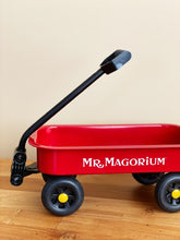 Load image into Gallery viewer, Vintage Mr. Magorium's Official Red Wagon | *Rare Item*