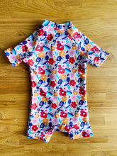 Load image into Gallery viewer, Bonverano Baby Girl Bathing Suit UPF 50+ | 3-6m