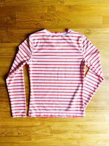 Old Navy Stripes Rashguard Top for Girls | 10-12y