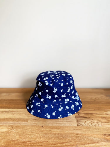 Mayoral Reversible Hat For Newborn Boy | 0-12m