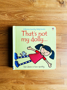 That's Not My Dolly by Fiona Watt & Rachel Wells