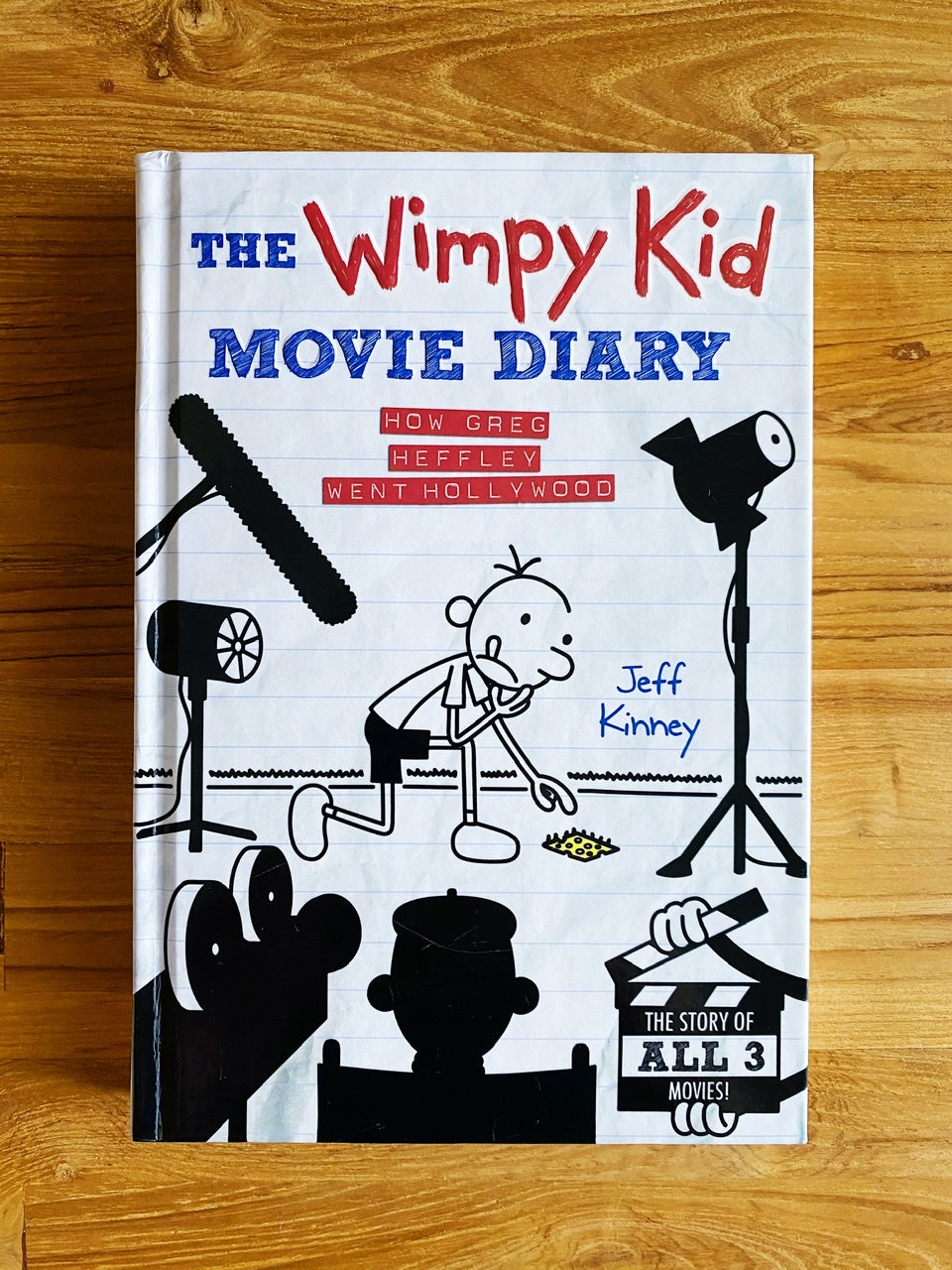 The Wimpy Kid Movie Diary- Revised & Expanded by Jeff Kinney
