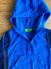 Load image into Gallery viewer, Mountain Warehouse Camber Kids Microfleece Hoodie | 2y