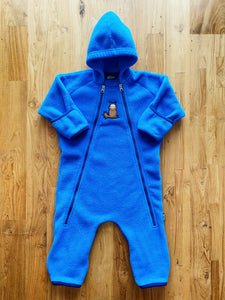 MEC Ursus Bunting Suit- Infants (Baby Blue) | 12m