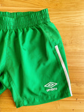 Load image into Gallery viewer, Umbro Republic Of Ireland Official Football Shorts | 7-8y