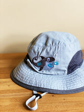 Load image into Gallery viewer, Calikids Boys' UV 50+ Bucket Hat | 6-12m