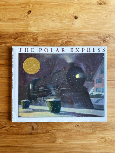 Vintage 1985 The Polar Express By Chris Van Allsburg