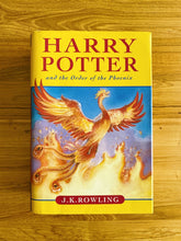 Load image into Gallery viewer, Vintage 2003 Harry Potter And The Order Of The Phoenix by J.K. Rowling | *First Canadian Edition*