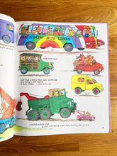 Load image into Gallery viewer, Richard Scarry's Cars And Trucks And Things That Go