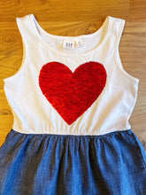 Load image into Gallery viewer, Gap Kids Sequin Mix-Media Dress | 4-5y