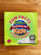 Load image into Gallery viewer, Ripley's Fun Facts & Silly Stories 1 by Ripley's Believe It Or Not!