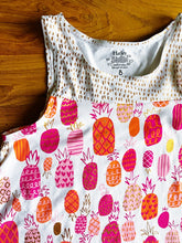 Load image into Gallery viewer, Hatley Girls' Swim Dress Tropical Pineapples Coverup | 8y