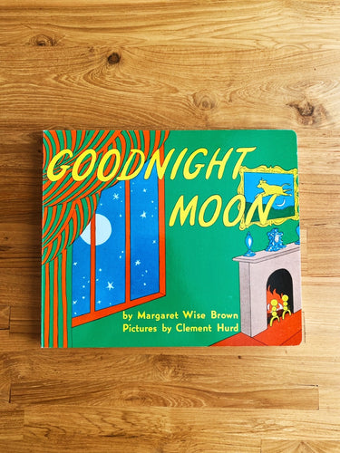 Goodnight Moon (Lap Board Book) by Margaret Wise Brown & Clement Hurd