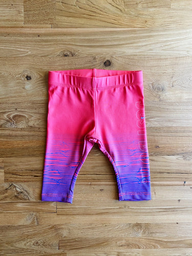 Nike Infant Girls' Pink & Purple Leggings | 3m