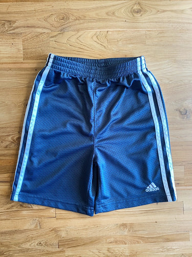 Adidas Speed 18 Shorts (Grey) | 5y