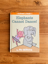 Load image into Gallery viewer, Elephants Cannot Dance! by Mo Willems