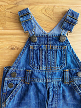 Load image into Gallery viewer, Gap Baby Denim Shortalls | 0-3m