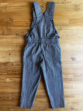 Load image into Gallery viewer, AIRLY momo Hickory Stripes Overalls With Patches | 6-7y