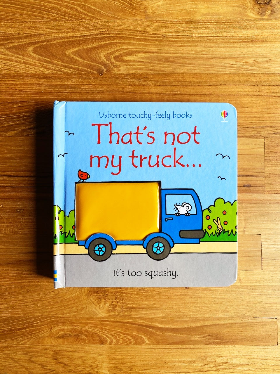 That's Not My Truck by Fiona Watt & Rachel Wells
