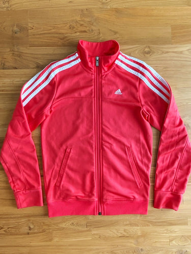 Adidas Girls' Superstar Track Jacket- Pink | 8-10y