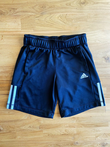 Adidas Essentials 3-Stripes Woven Shorts | 9-10y