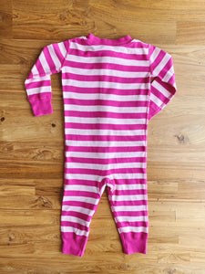 Hanna Andersson Sleeper In Organic Cotton | 18-24m