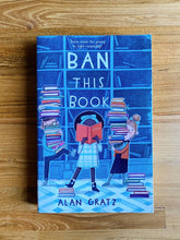 Load image into Gallery viewer, Ban This Book by Alan Gratz