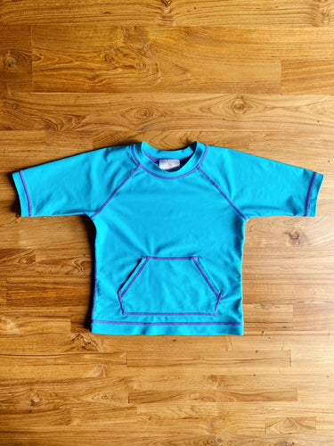 Hanna Andersson Sunblock Pocket Rash Guard | 4y