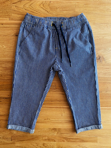 Ollie's Place Hickory Stripes Pants | 12-18m *NEW!*